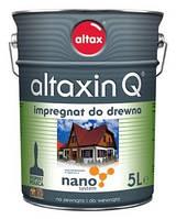 Краска для дерева ALTAXIN Q  (2 в 1) Altax, Польша 0.75л.