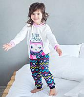 Детская пижама для девочки «Совушка», фото 1
