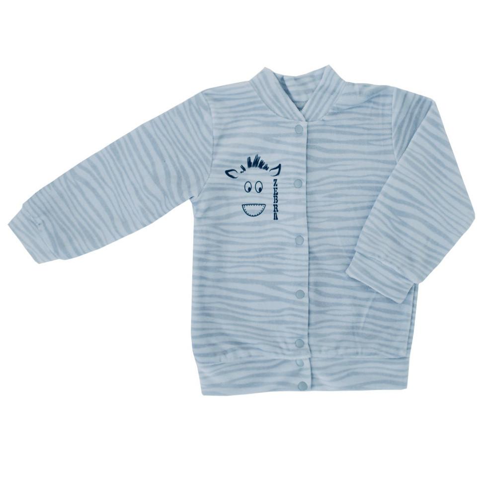 Детская кофточка для мальчика KF-03-1-18 «Зооленд»