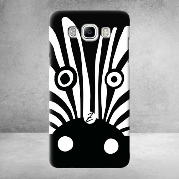 Чехол для Samsung Galaxy j5 2016 Zebra