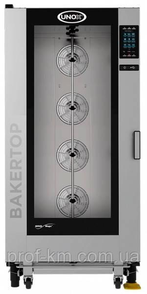 Печь пароконвекционная Unox XEBC16EUEPR (линия PLUS) (БН)