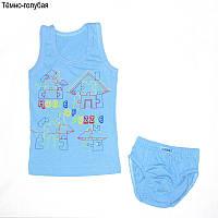 Детский комплект белья для мальчика «Пазлы», фото 1