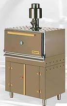 Піч на деревному вугіллі Josper HJX25L (Inox) (БН)
