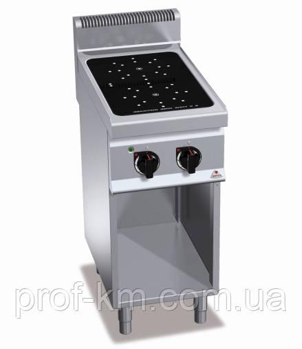 Плита индукционная Bertos E7P2M/IND (БН)