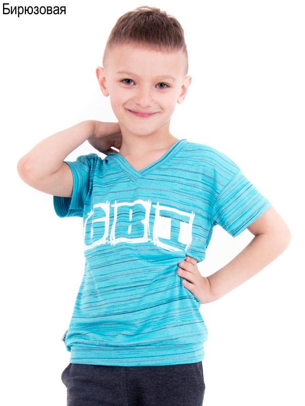Детская футболка для мальчика «Рябушка»