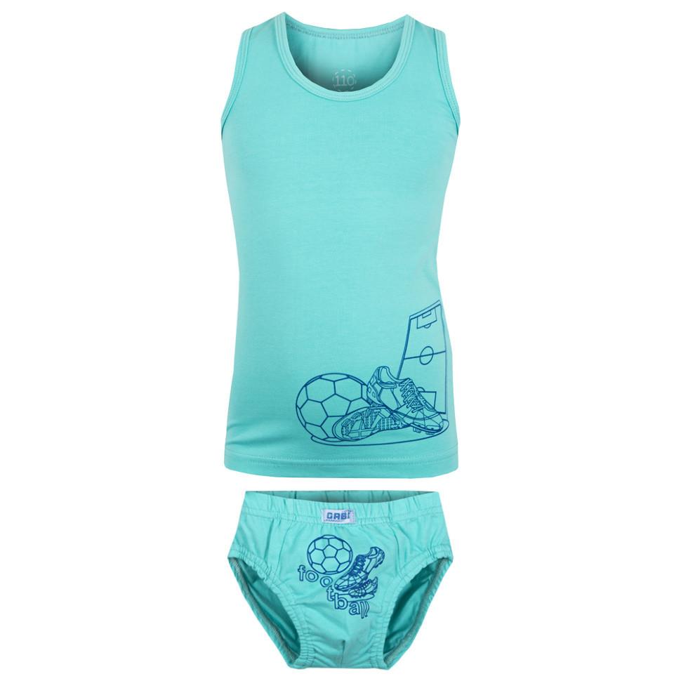Детский комплект белья для мальчика «Футбол»