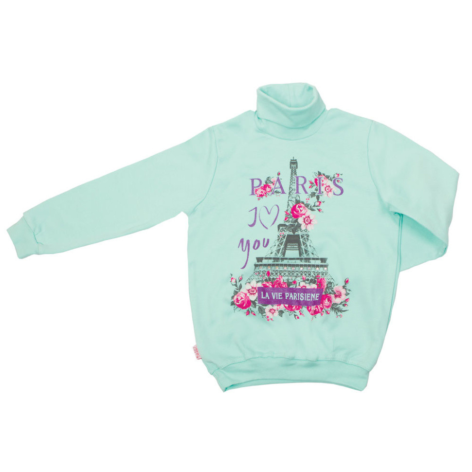 Детский свитер для девочки SV-14-18 «Парадиз»