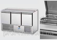 Стол холодильный DGD SL03EKO (БН)
