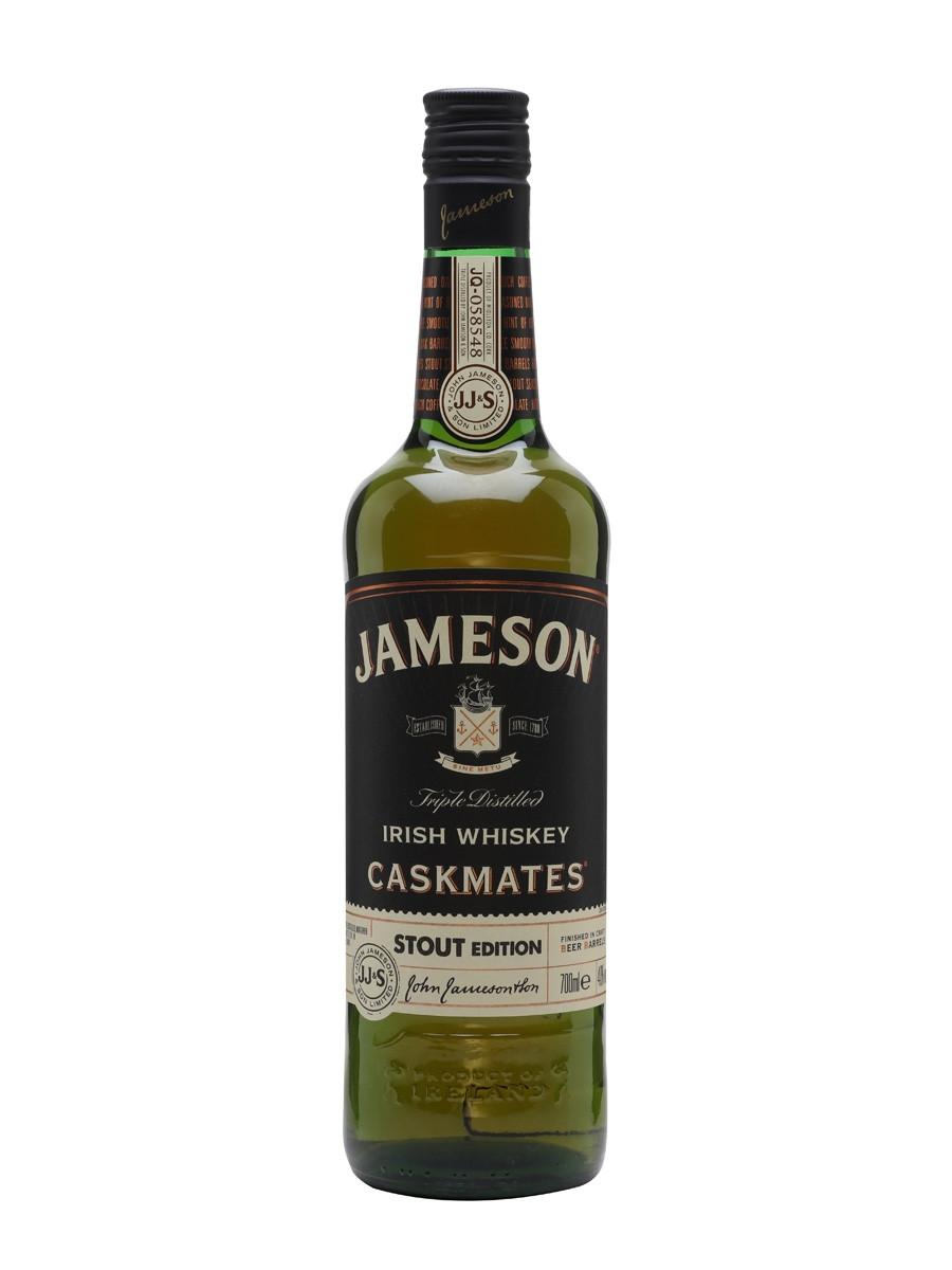 Шотландский виски Jameson Caskmates Stout 1 литр