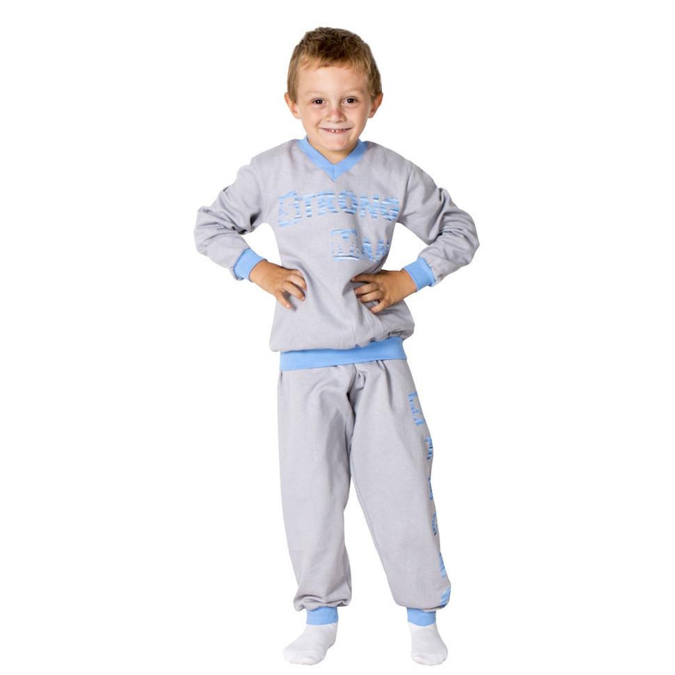 Детская пижама для мальчика «Стронгмен»