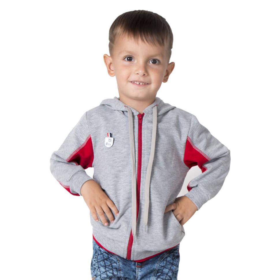 Детская кофта для мальчика «G-бой»