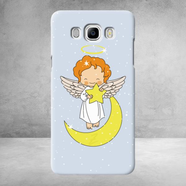 Чехол для Samsung Galaxy j5 2016 Angel