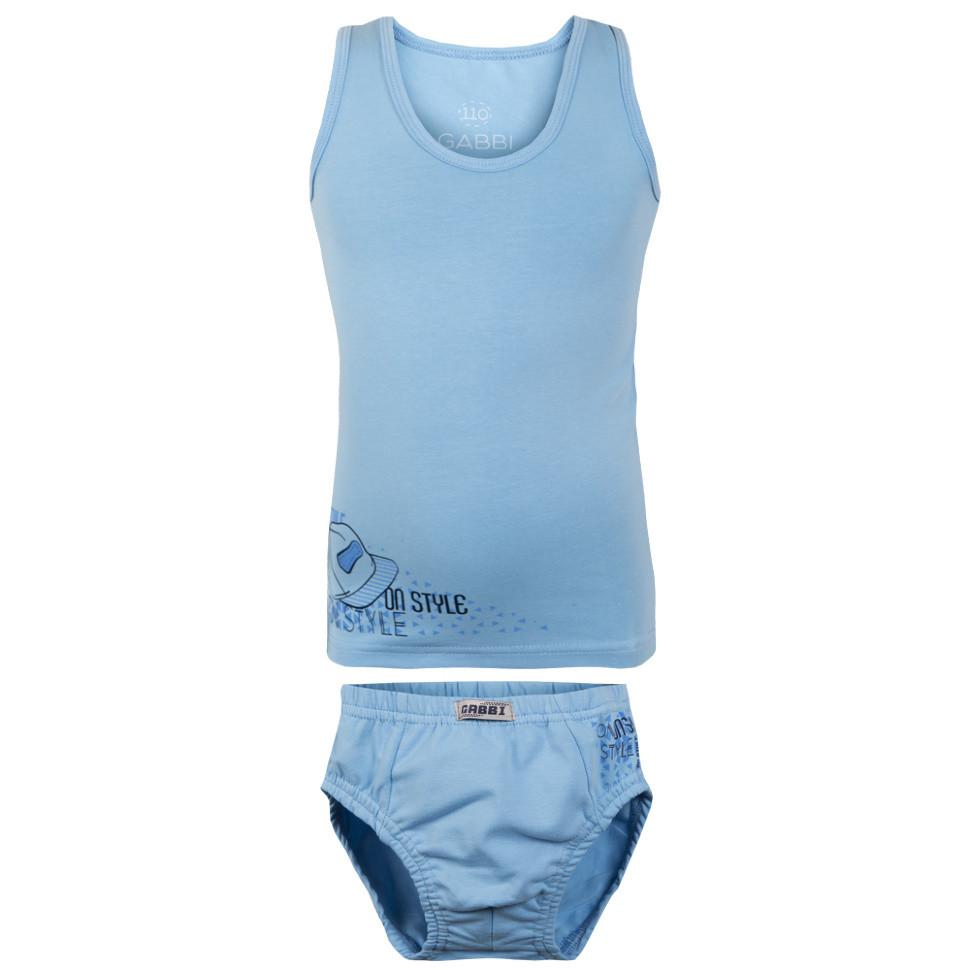 Детский комплект белья для мальчика «Бейсболка»