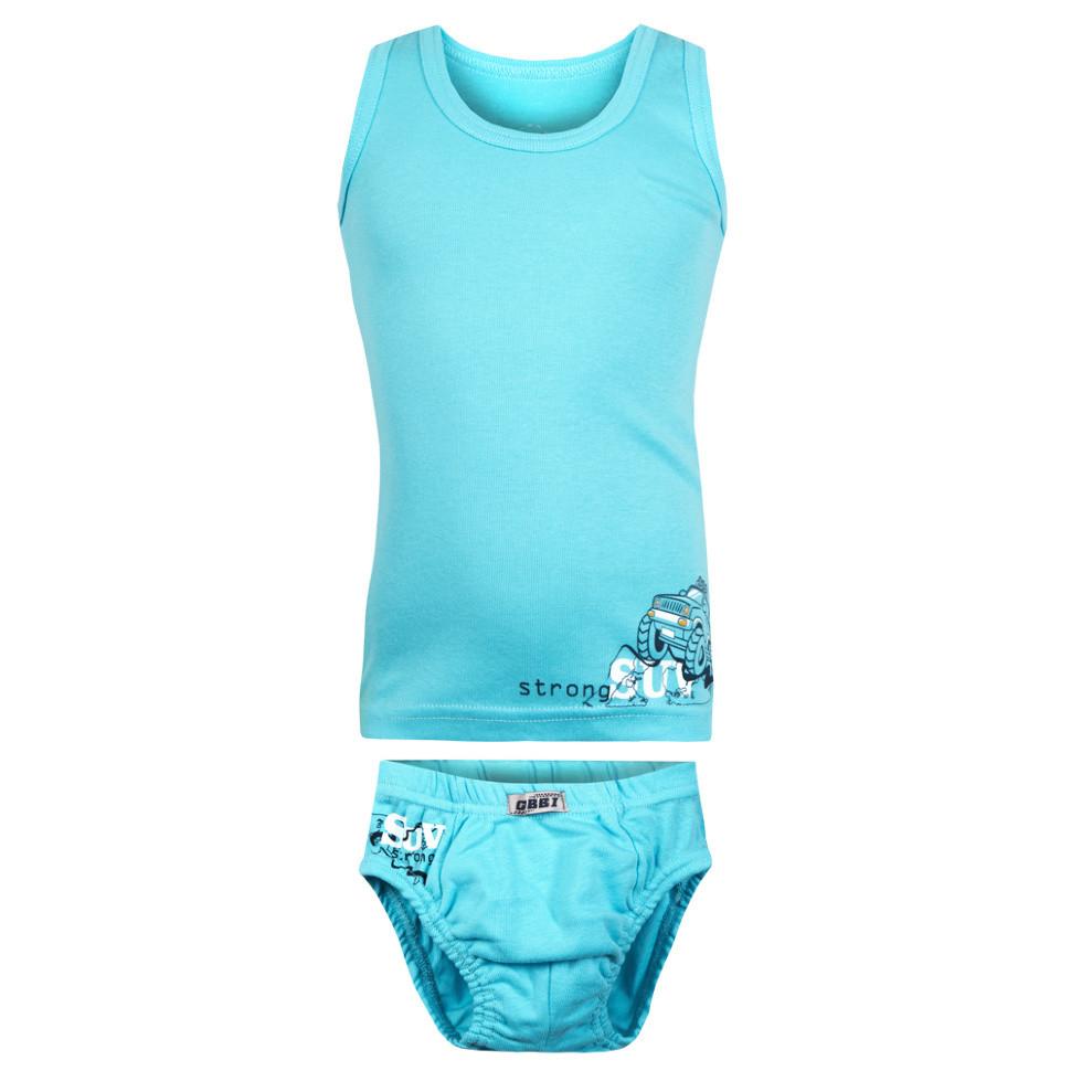 Детский комплект белья для мальчика «Джипик»