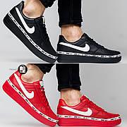 Мужские кроссовки в стиле Nike Air Force 1 Low 2 цвета в наличии