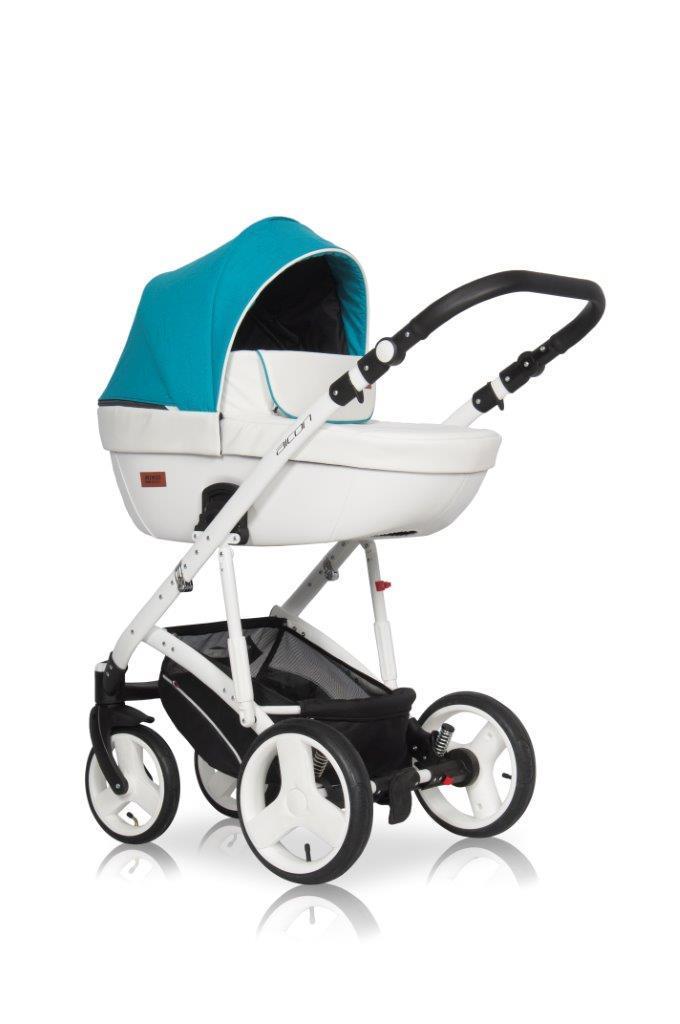 Детская универсальная коляска 2 в 1 Riko Aicon 02