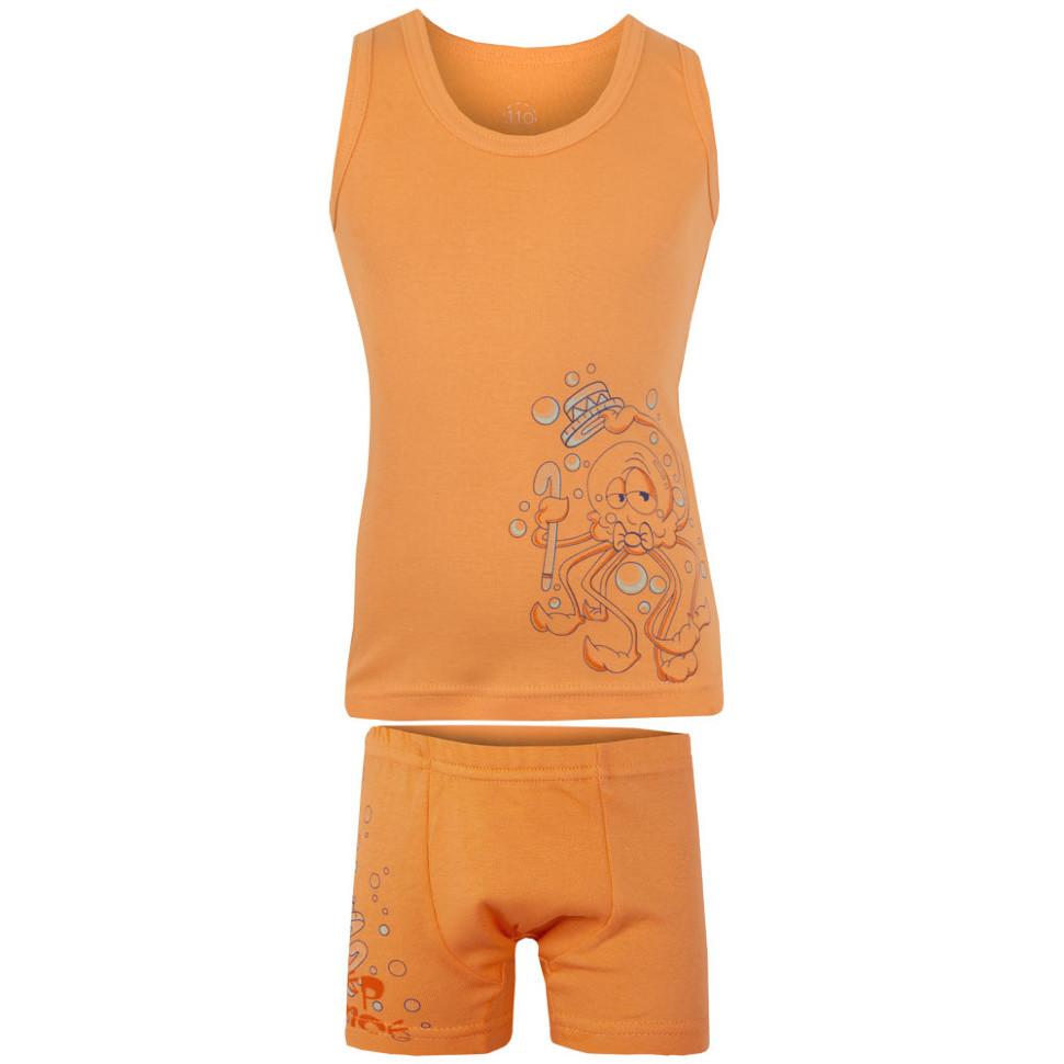 Детский комплект белья для мальчика «Степ»