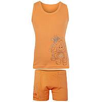 Детский комплект белья для мальчика «Степ», фото 1