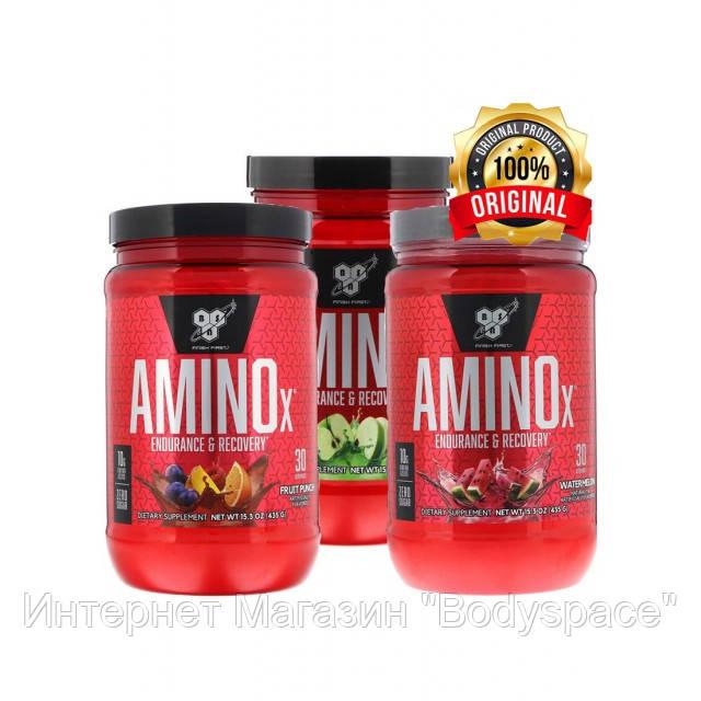 BSN Nutrition, Бцаа Amino-X, 435 грамм