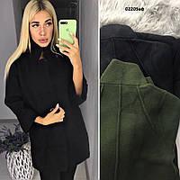 Женское стильное пальто 02205аф, фото 1