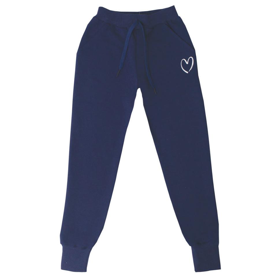 Детские брюки для девочки BR-14-18 «Парадиз»