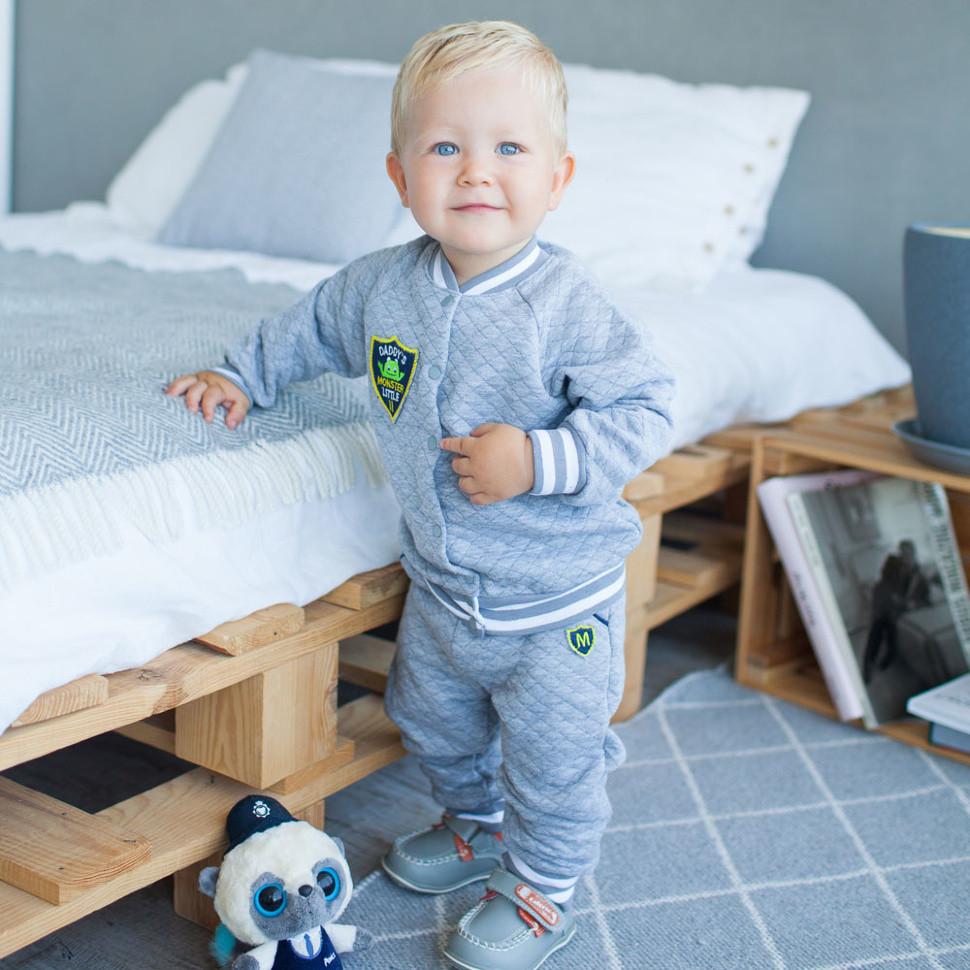 Детский костюм для мальчика КТ-04-18 «Монстрики»