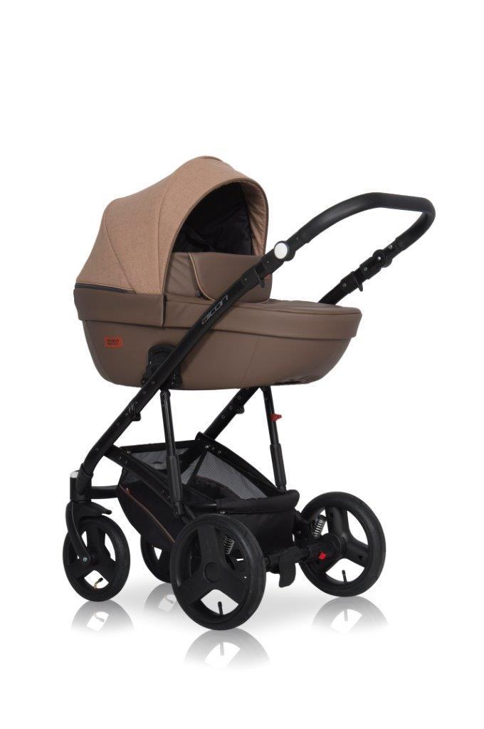 Детская универсальная коляска 3 в 1 Riko Aicon 10