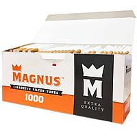 Гильзы для набивки сигарет Magnus 1000 шт