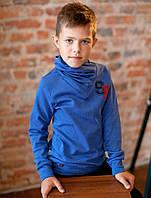 Детский свитер для мальчика SV-17-1-18 «Супербой», фото 1
