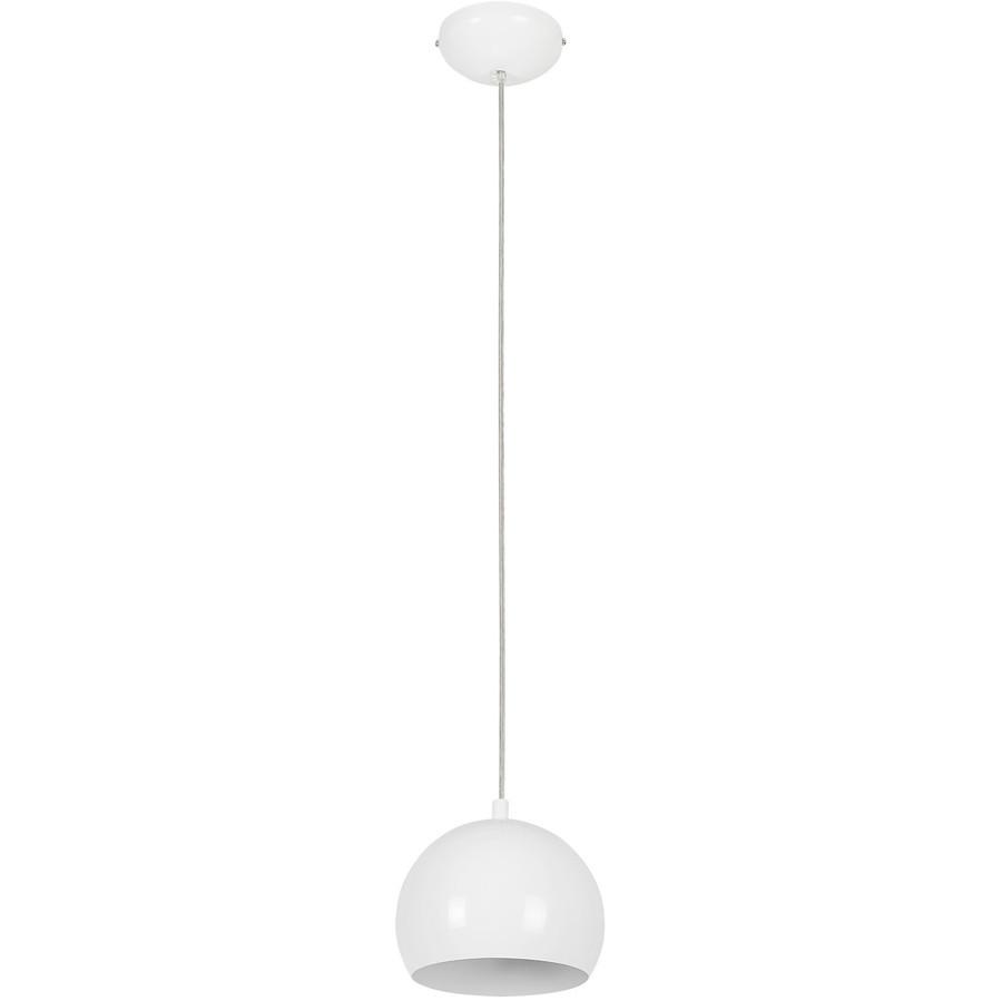 Люстра подвес одноламповая NOWODVORSKI Ball White 6598 белая