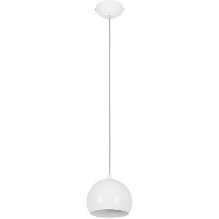 Люстра подвес одноламповая NOWODVORSKI Ball White 6598 белая, фото 2