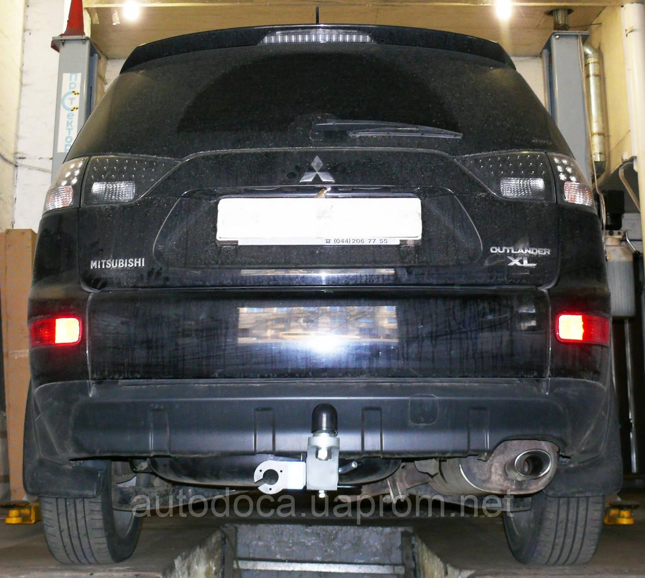 Фаркоп Mitsubishi Outlander XL 2007-