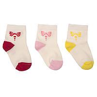 Детские носки для девочки NSD-16 демисезонные