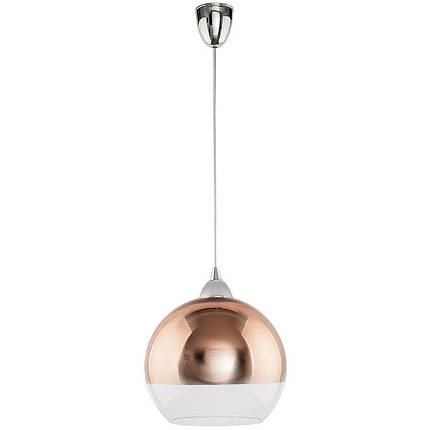 Люстра подвес одноламповая NOWODVORSKI Globe Copper 5764 золотистая, фото 2