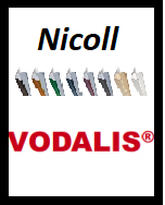 VODALIS водосточная система от Nicoll