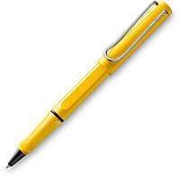 Ручка-роллер Lamy Safari Жёлтая / Стержень M63 1,0 мм Синий (4014519282655), фото 1