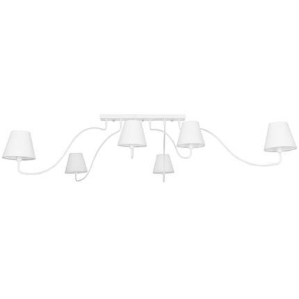 Люстра модерн NOWODVORSKI Swivel White 6546 белая, фото 2