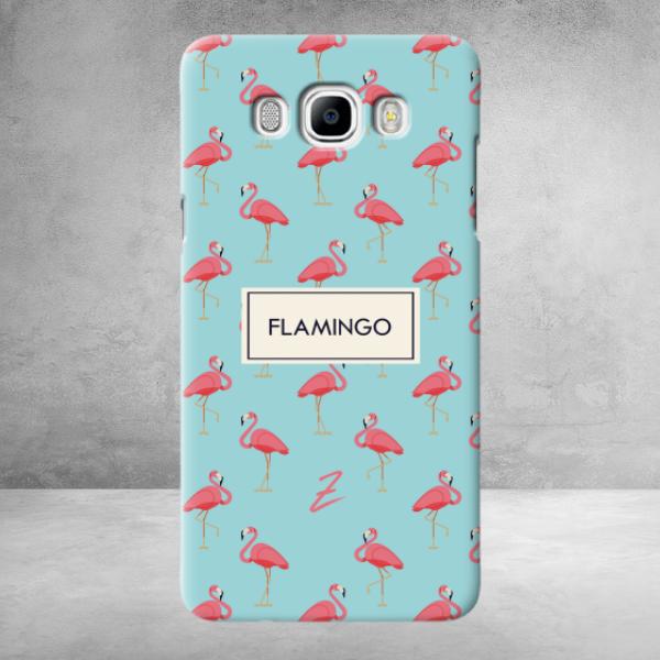 Чехол для Samsung Galaxy j5 2016 Flamingo