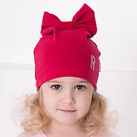 Детская шапка для девочки SK-R-2 «Розочки»