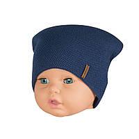Детская шапка зимняя вязаная для мальчика GSK-84
