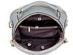 Сумка женская с ручкой через плечо Stylish bag с помпоном Розовая, фото 4