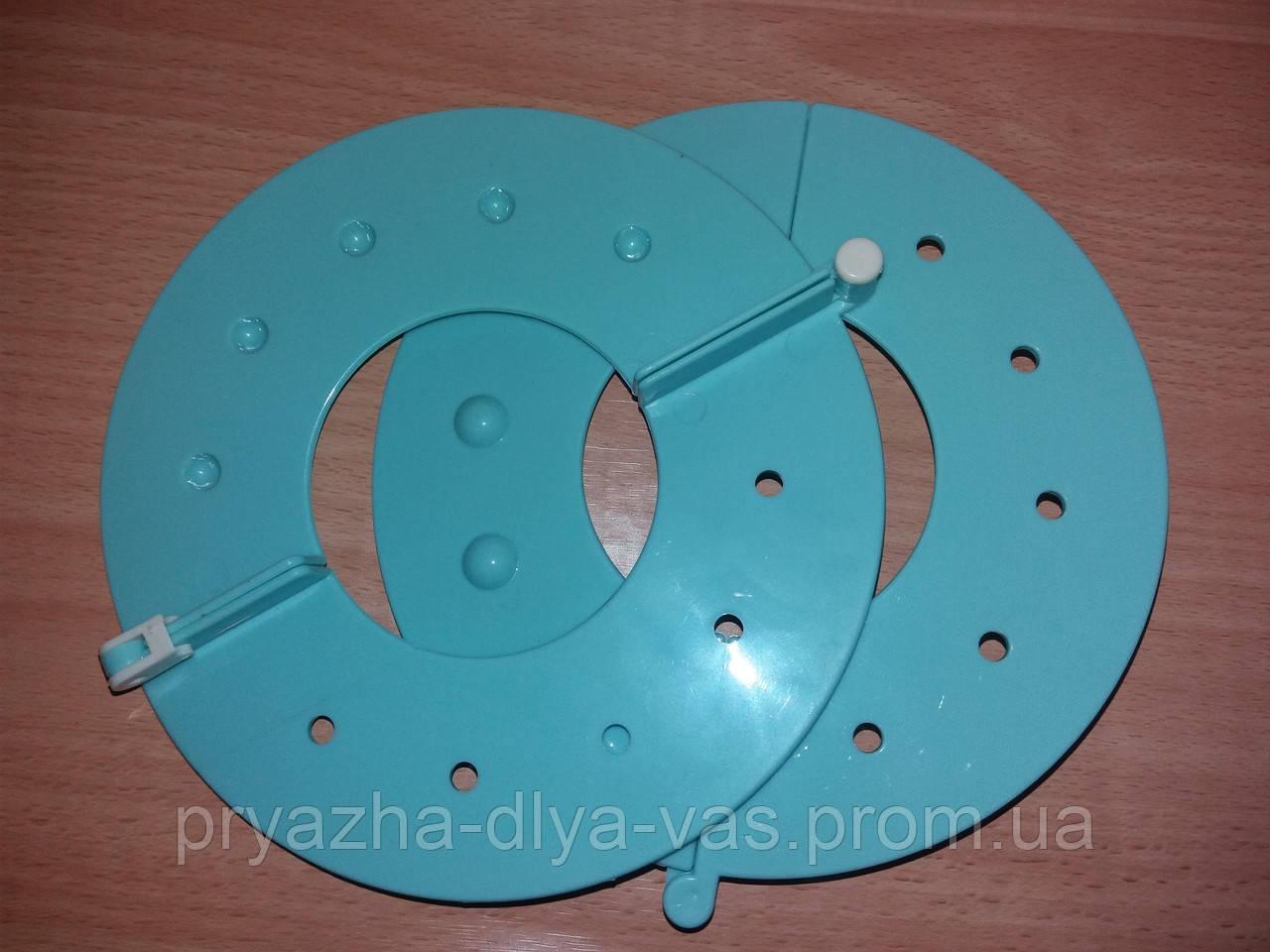 Приспособление для изготовления помпонов(8 см)