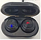 Бездротові навушники вакуумні стерео Aspor Air Twins A6 TWS Bluetooth-гарнітура з боксом для зарядки Black, фото 4