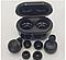 Бездротові навушники вакуумні стерео Aspor Air Twins A6 TWS Bluetooth-гарнітура з боксом для зарядки Black, фото 5