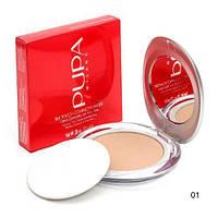 Пудра компактная PUPA Milano Silk Touch Compact