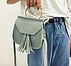 Женская сумка через плечо с ручкой Treysi Серый, фото 2
