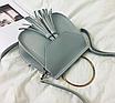 Женская сумка через плечо с ручкой Treysi Серый, фото 5