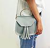 Женская сумка через плечо с ручкой Treysi Серый, фото 4