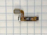 Шлейф с кнопкой включения для Samsung G930F, G935F Galaxy S7