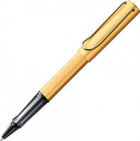 Ручка-роллер Lamy Lx Золотистая / Стержень M63 1,0 мм Чёрный (4014519680161), фото 1